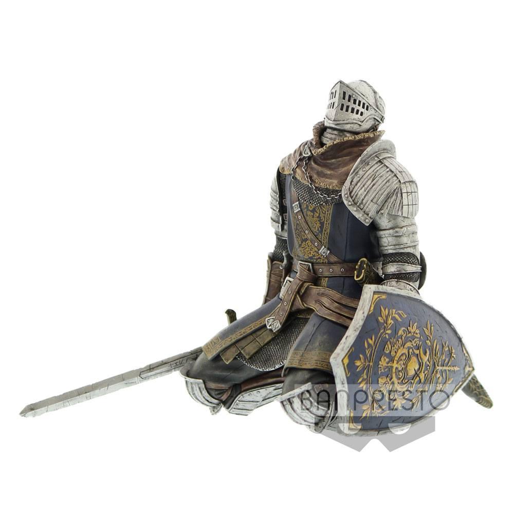 Dark Souls Sculpt Collection Figure Statue  Oscar Knight of Astora 12 cm