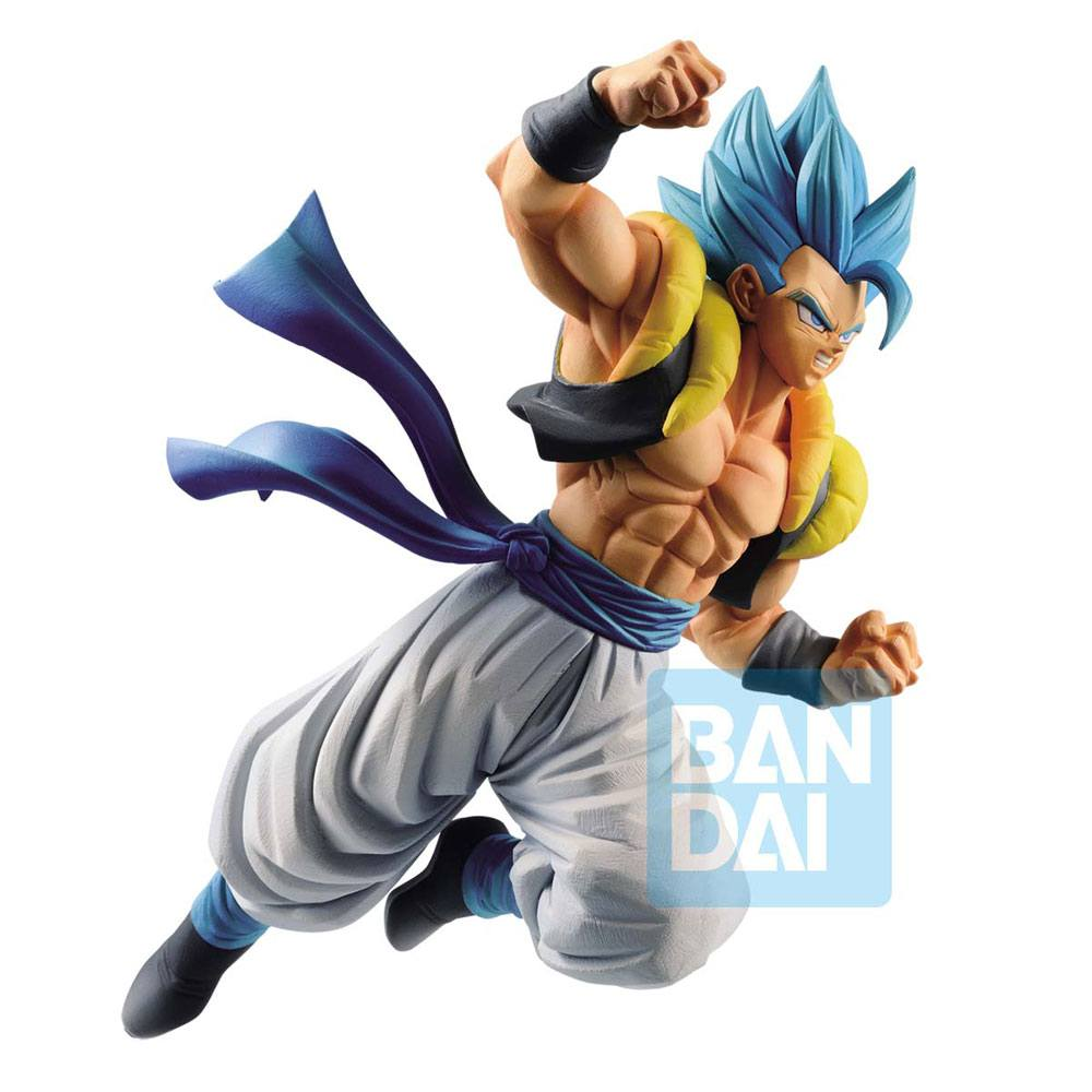 Dragonball Super Z-Battle PVC Statue Super Saiyan God Super Saiyan Gogeta