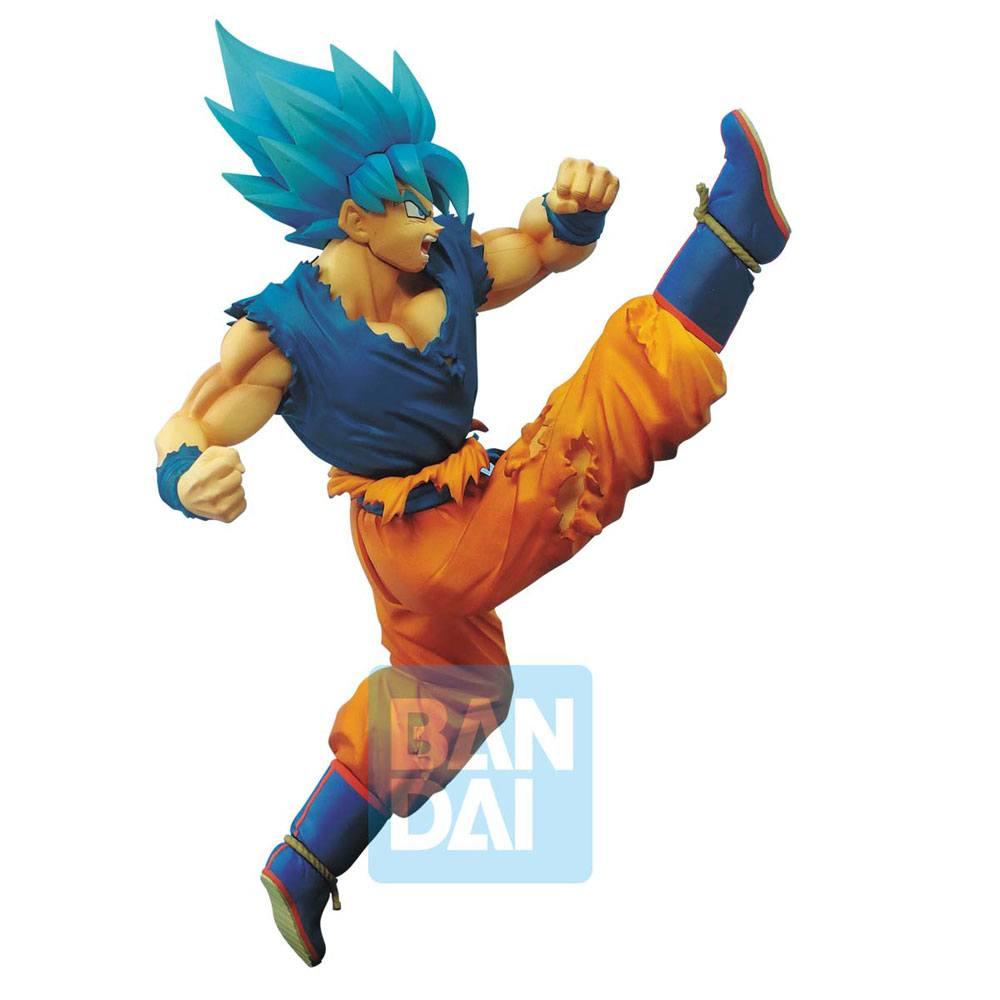Dragonball Super Z-Battle PVC Statue Super Saiyan God Super Saiyan Son Goku