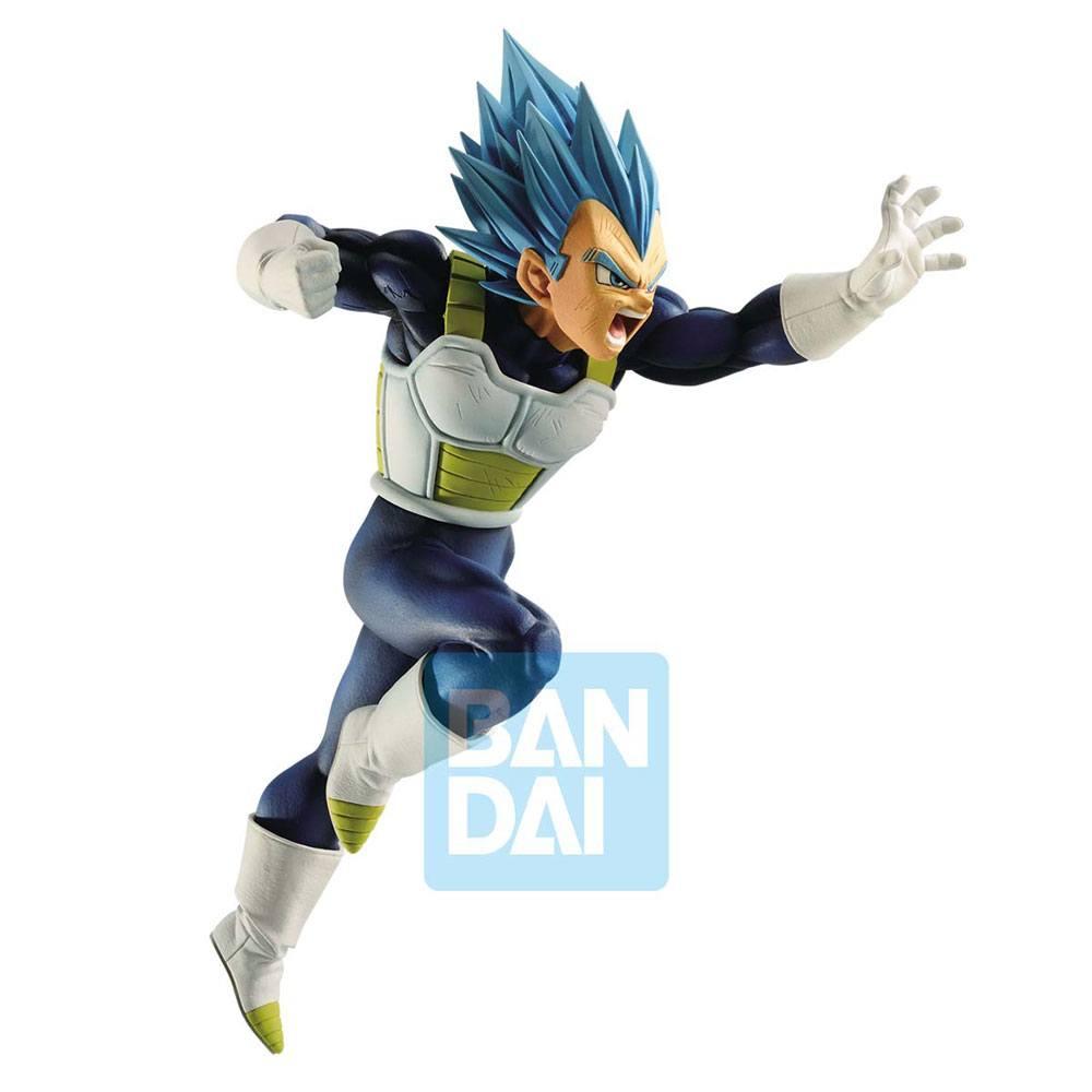 Dragonball Super Z-Battle PVC Statue Super Saiyan God Super Saiyan Vegeta
