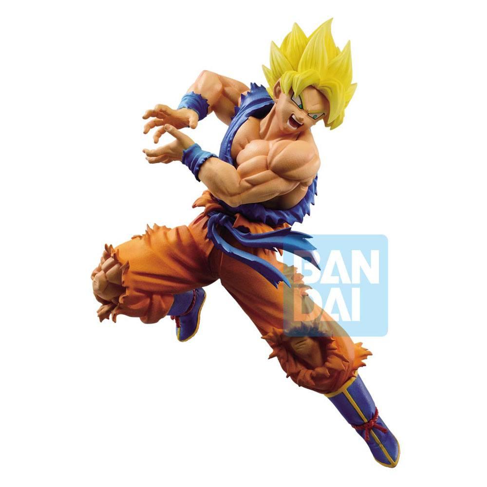 Dragonball Super Z-Battle PVC Statue Super Saiyan Son Goku 16 cm