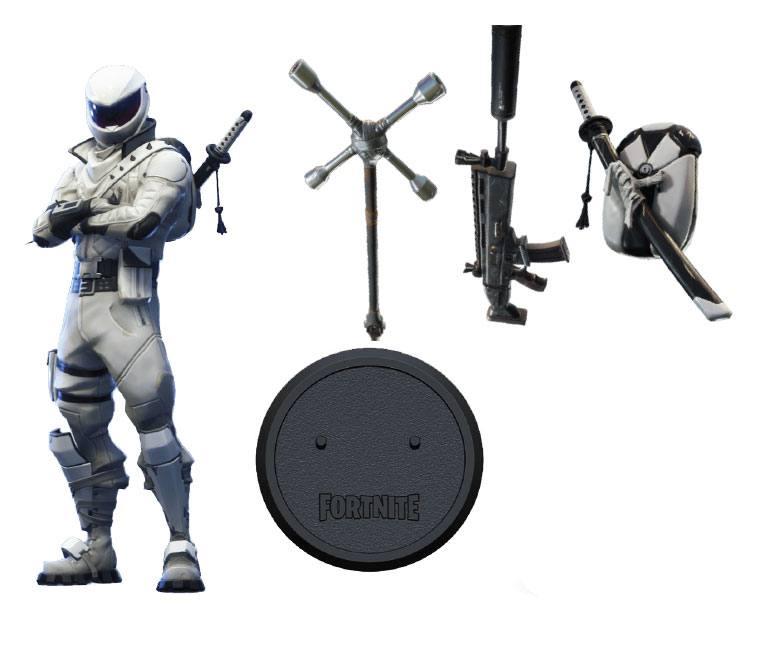Fortnite Action Figure Overtaker 18 cm