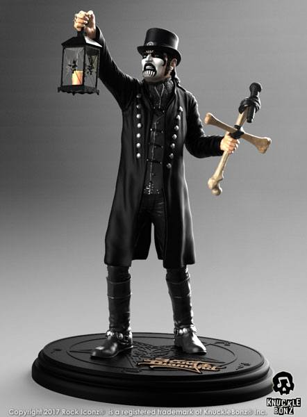 Mercyful Fate Rock Iconz Statue 1/9 King Diamond 20 cm