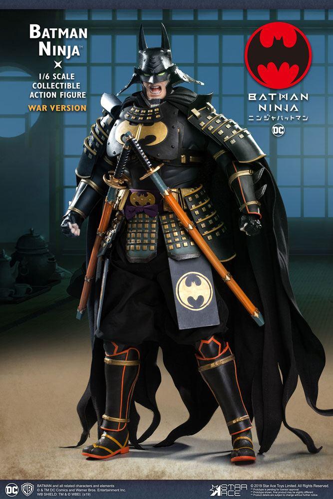 Batman Ninja My Favourite Movie Action Figure 1/6 Batman Ninja Deluxe Ver.