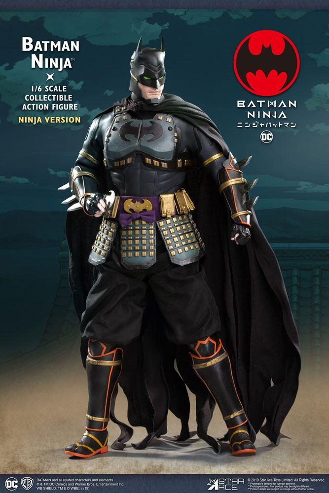Batman Ninja My Favourite Movie Action Figure 1/6 Batman Ninja Normal Ver.
