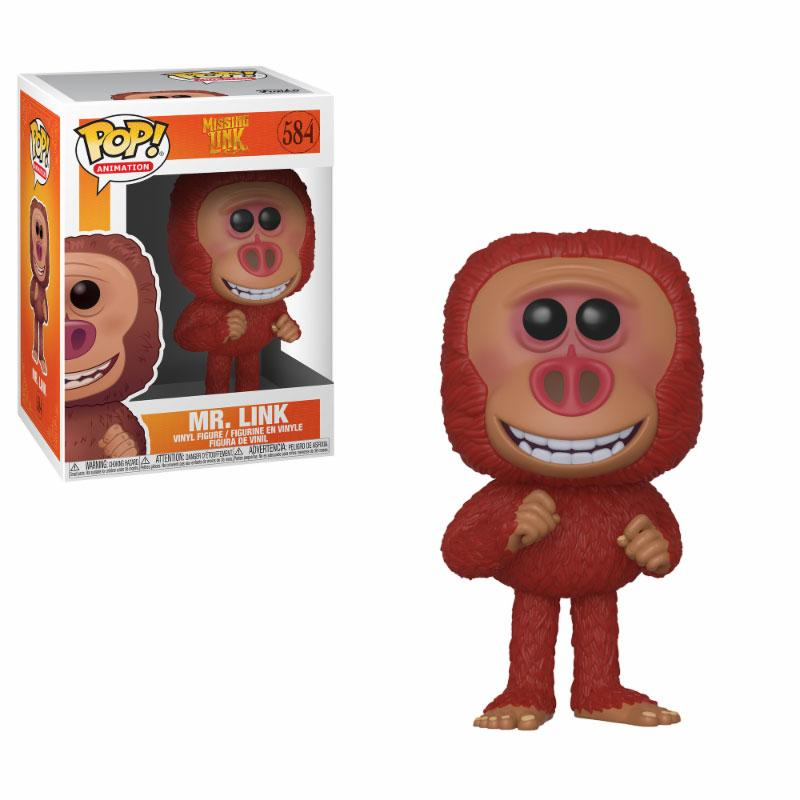 Missing Link POP! Movies Vinyl Figure Link 10 cm