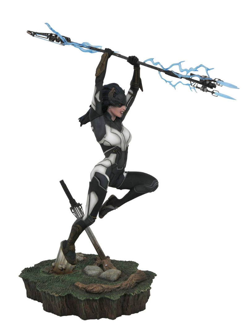 Avengers: Infinity War Marvel Movie Gallery Statue Proxima Midnight 28 cm
