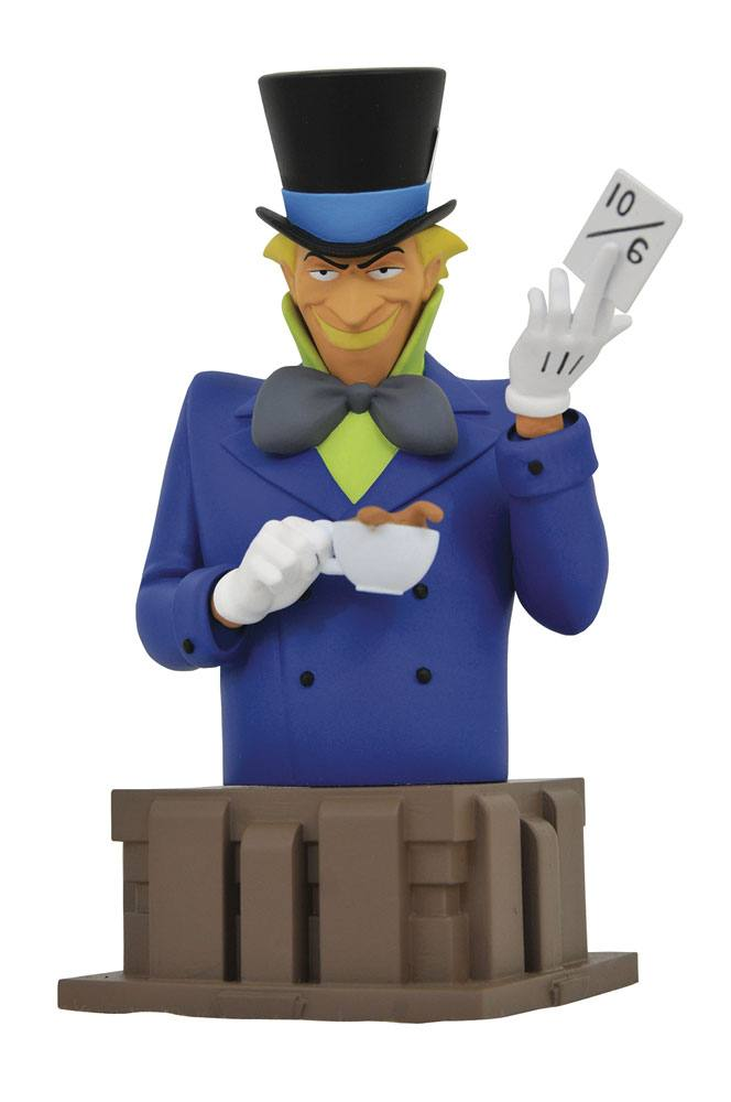 Batman The Animated Series Bust Mad Hatter 18 cm