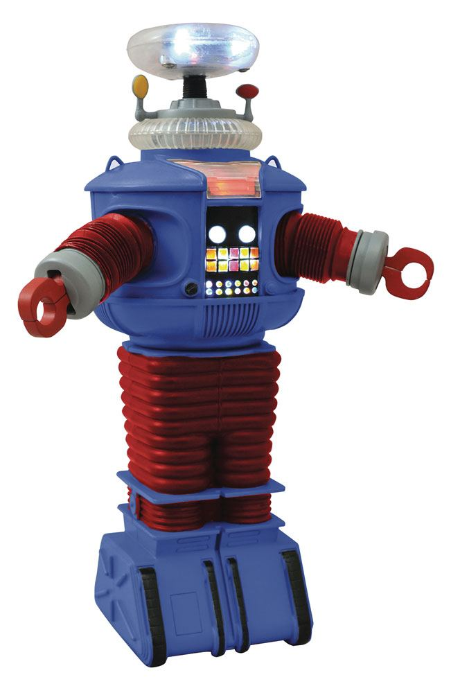 Lost In Space Electronic Robot B9 Retro 25 cm