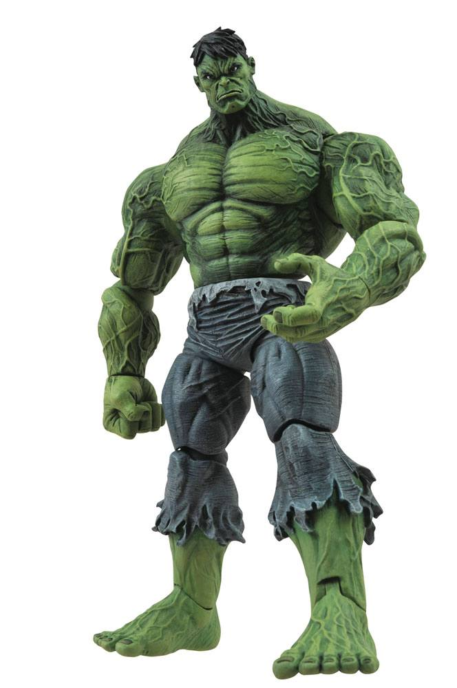 Marvel Select Action Figure Unleashed Hulk 18 cm