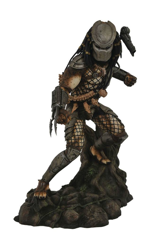 Predator Movie Gallery PVC Statue Jungle Predator 25 cm