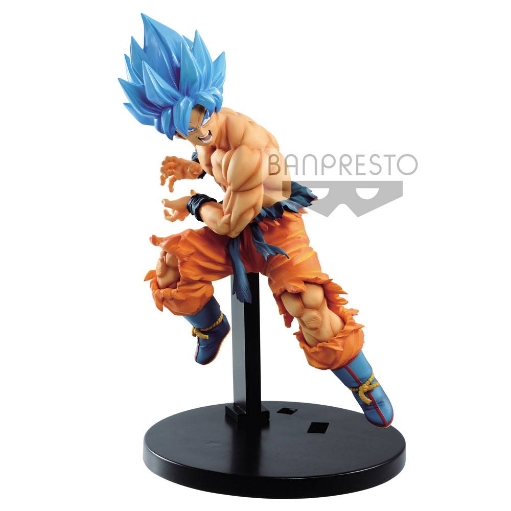 Dragonball Super Tag Fighters PVC Statue Son Goku 17 cm