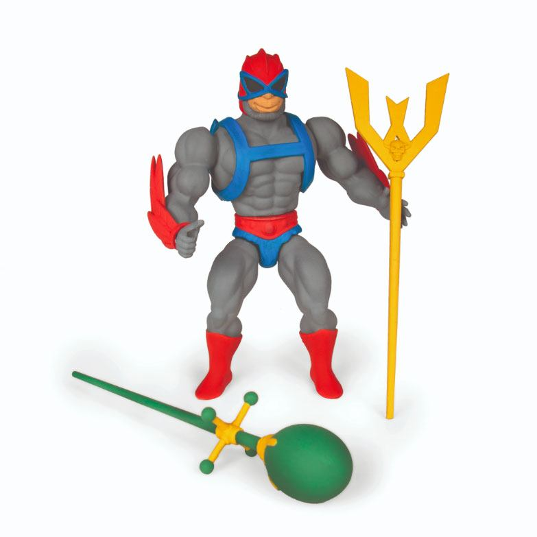 Masters of the Universe Vintage Collection Action Fig. Wave 4 Stratos 14 cm