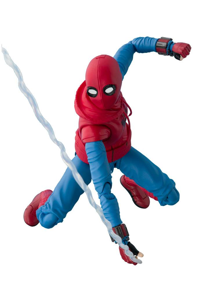 Spider-Man Homecoming S.H. Figuarts Action Figure Spider-Man Homesuit