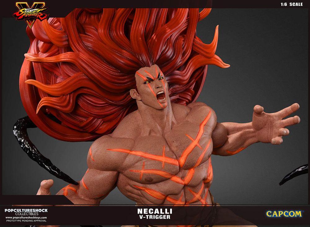 Street Fighter V Statue 1/6 Necalli Limited Edition 38 cm