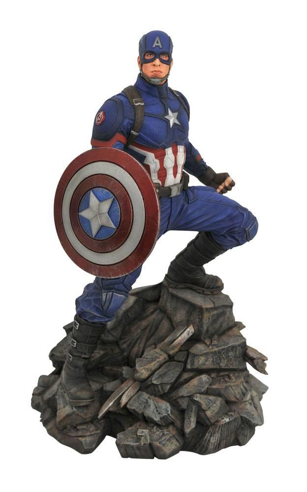 Avengers: Endgame Marvel Movie Premier Collection Statue Captain America