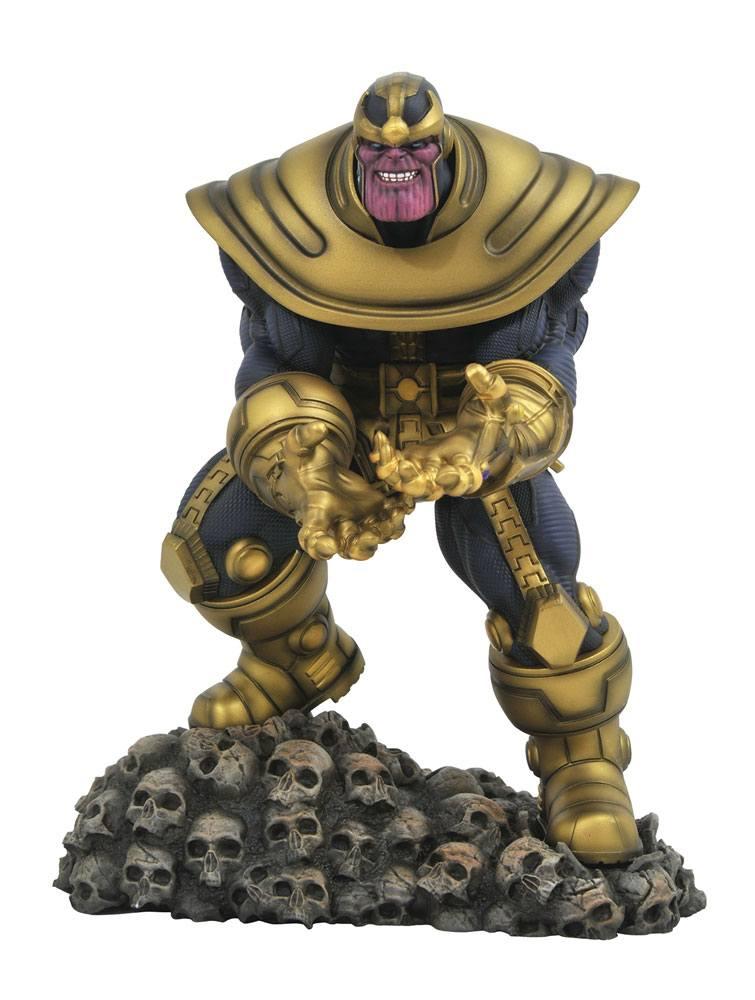 Marvel Comic Gallery PVC Diorama Thanos 23 cm
