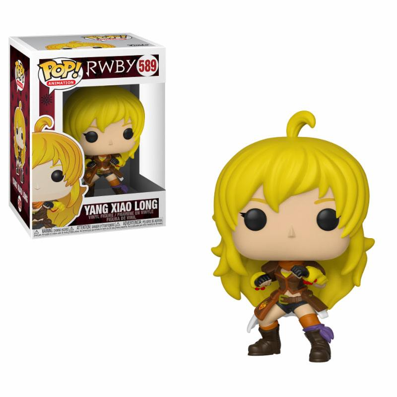RWBY POP! Animation Vinyl Figure Yang Xiao Long 10 cm