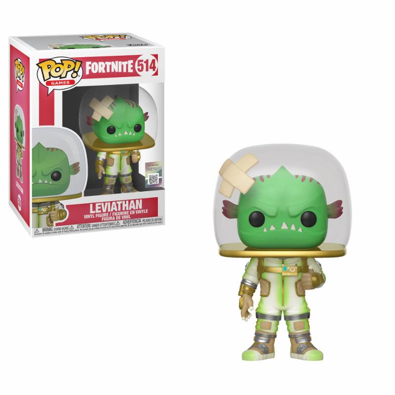 Fortnite POP! Games Vinyl Figure Leviathan 10 cm