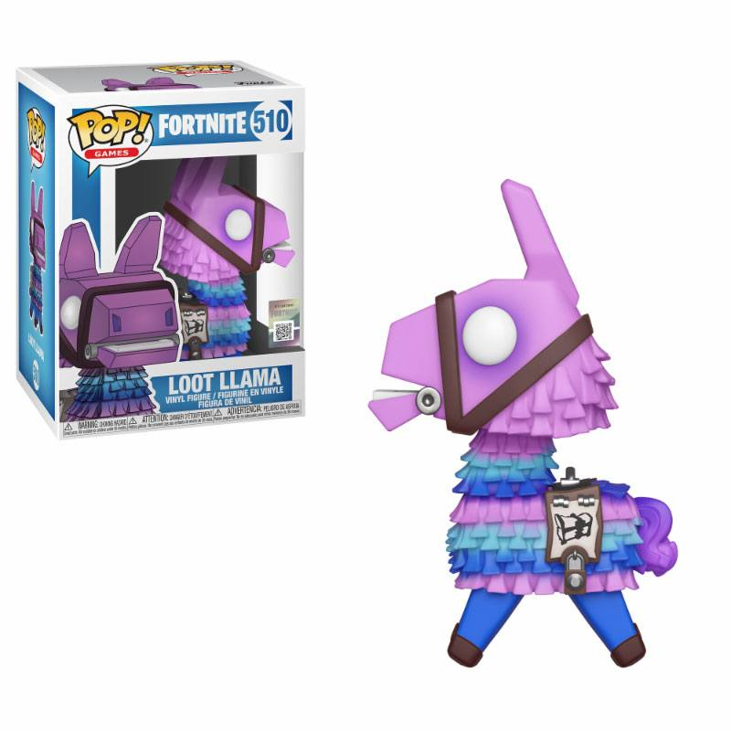 Fortnite POP! Games Vinyl Figure Loot Llama 10 cm