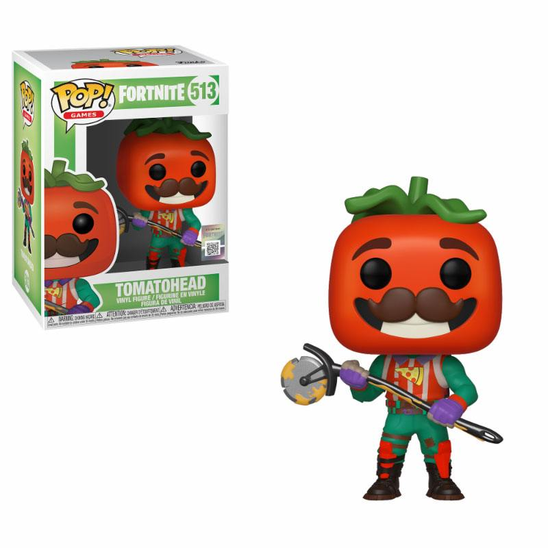 Fortnite POP! Games Vinyl Figure TomatoHead 10 cm