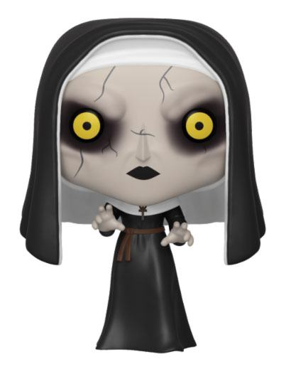 The Nun POP! Movies Vinyl Figure The Nun 10 cm