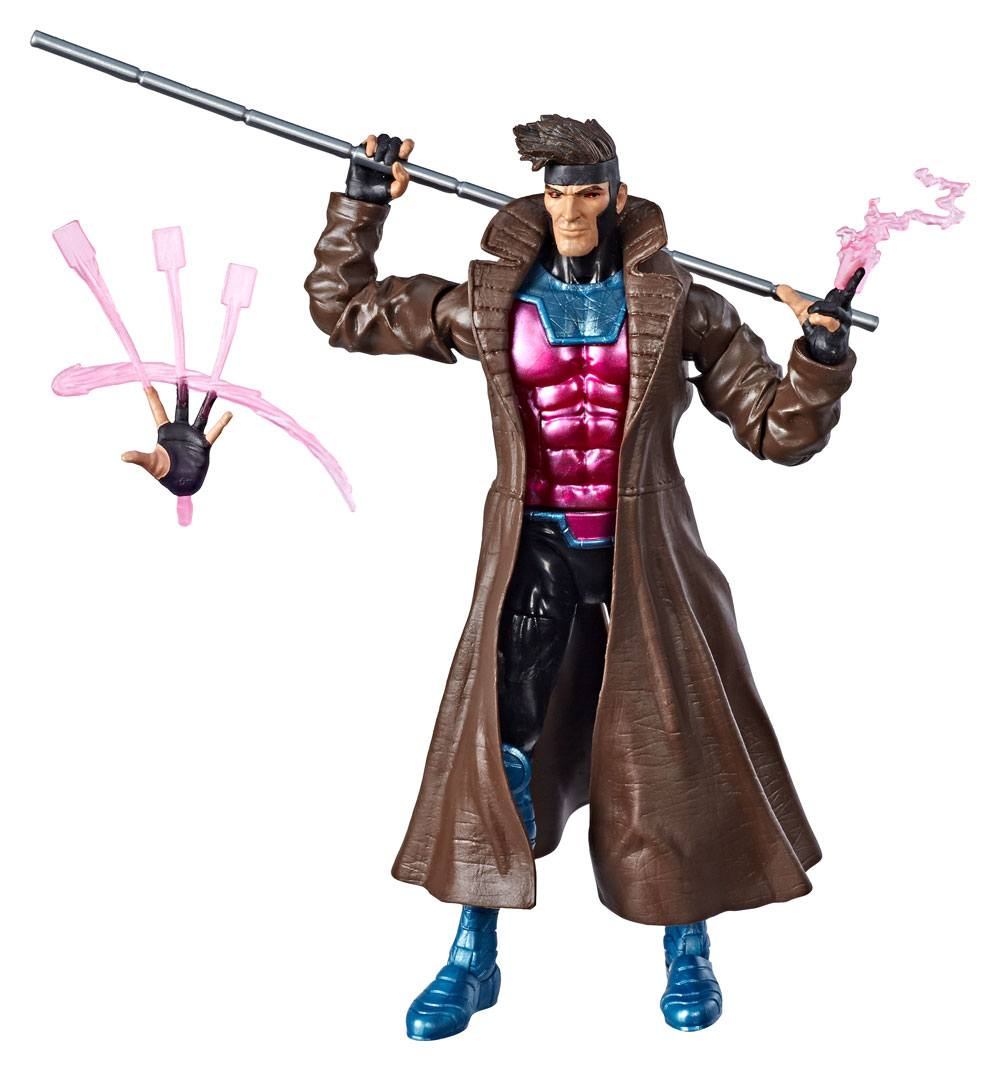 Action Figure Marvel Legends X-Men 2019 Séries - Gambit 15 cm