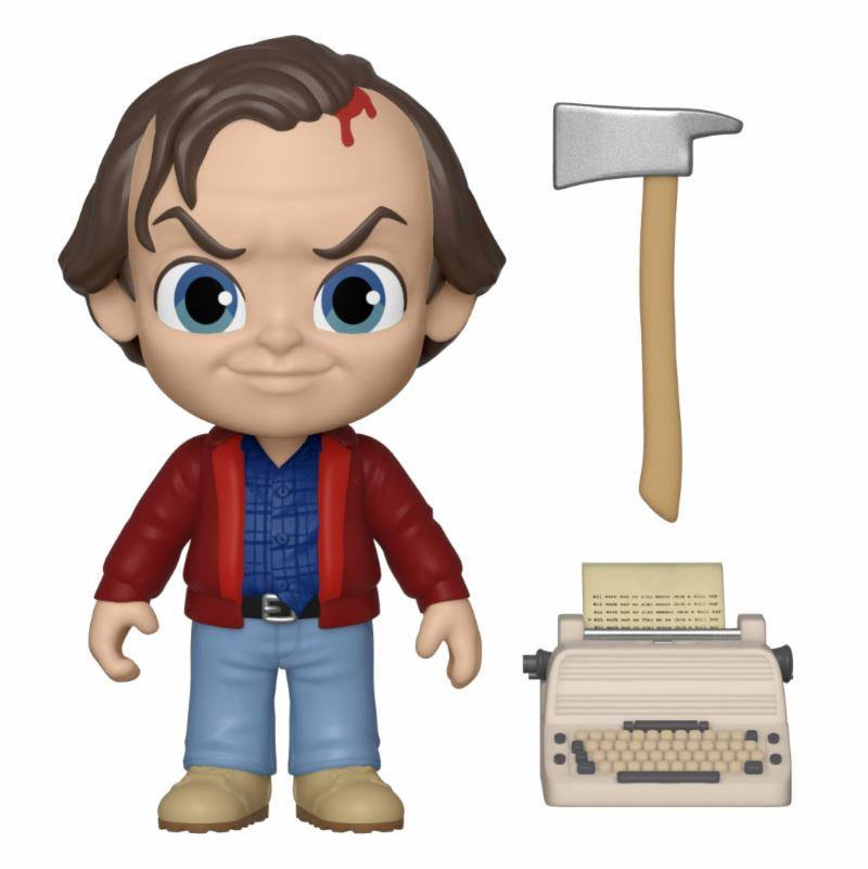 The Shining 5-Star Action Figure Jack Torrance 8 cm