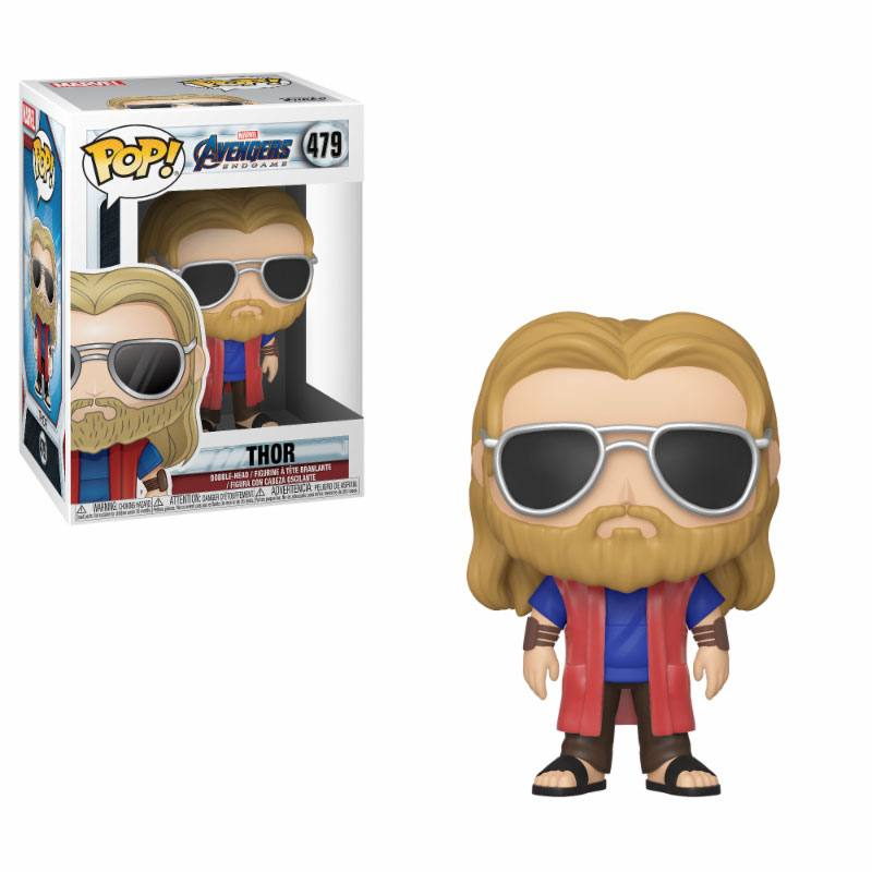 Avengers: Endgame POP! Movies Vinyl Figure Thor 10 cm