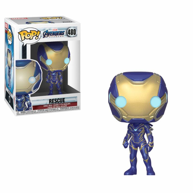 Avengers: Endgame POP! Movies Vinyl Figure Rescue 10 cm