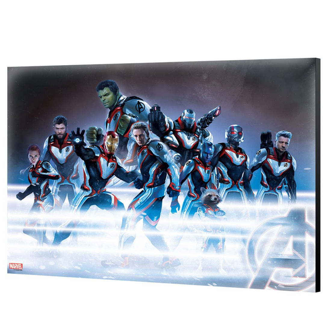 Avengers: Endgame Wooden Wall Art #03 40 x 30 cm
