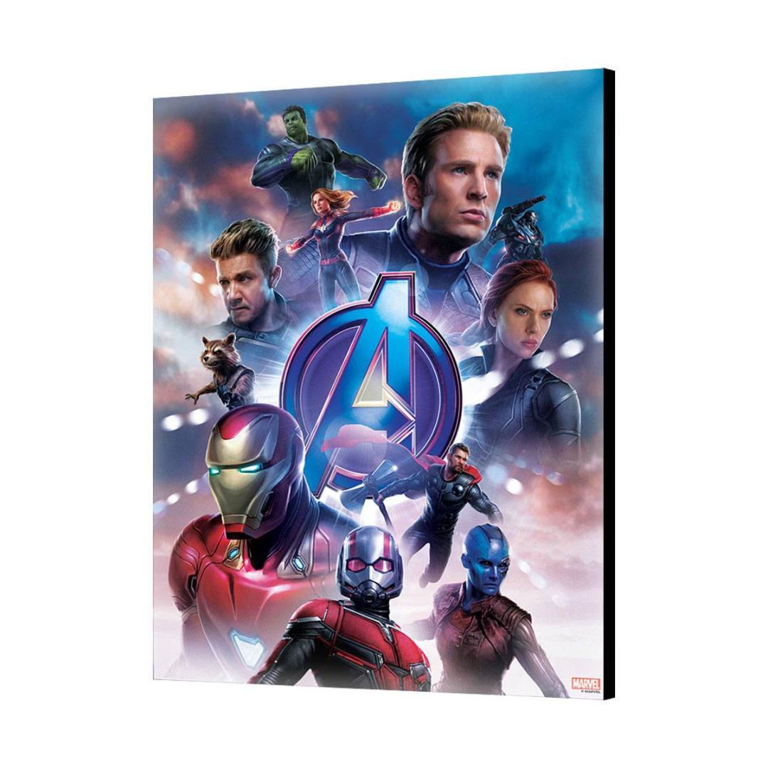 Avengers: Endgame Wooden Wall Art #05 40 x 30 cm