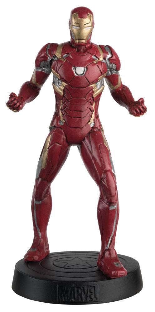 Marvel Movie Collection 1/16 Iron Man Mark XLVI 14 cm