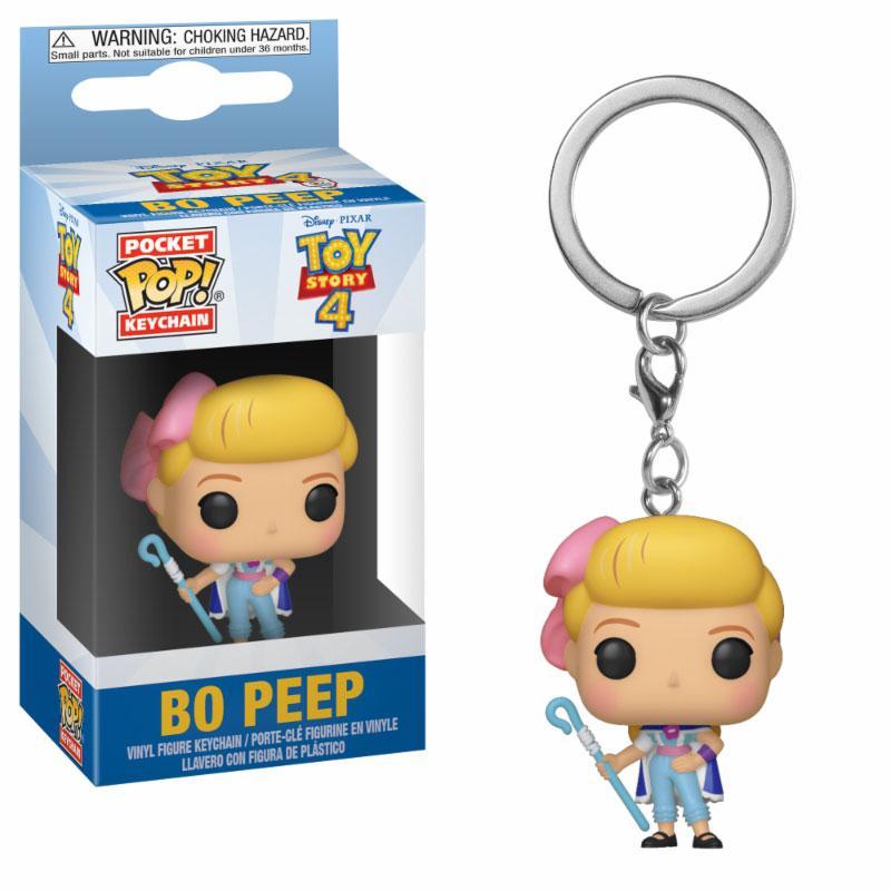 Toy Story 4 Pocket POP! Vinyl Keychain Bo Beep 4 cm
