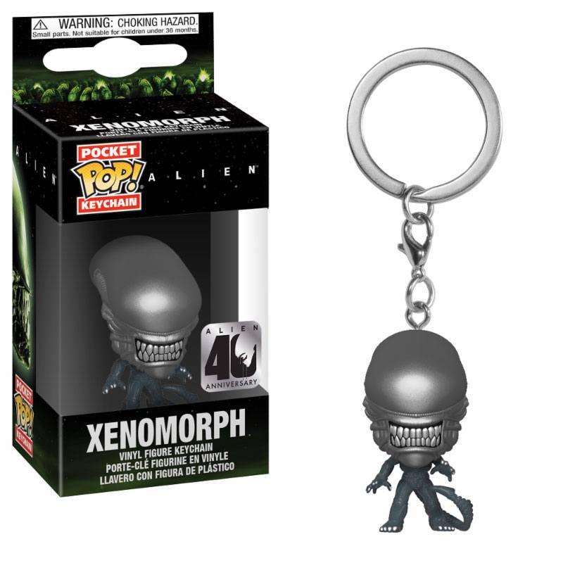 Alien Pocket POP! Vinyl Keychain Xenomorph 4 cm