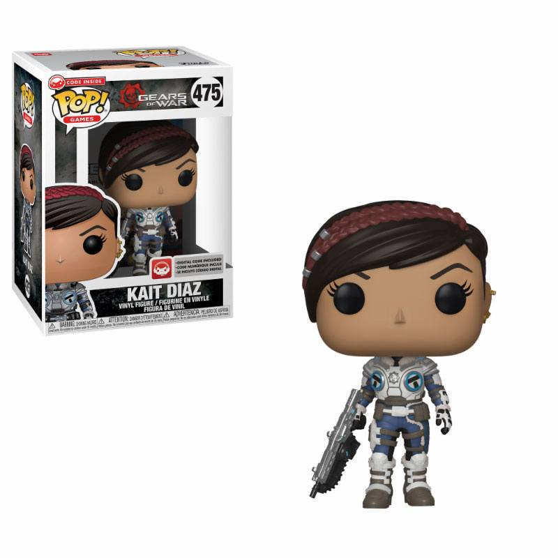 Gears of War POP! Games Vinyl Figure Kait 10 cm