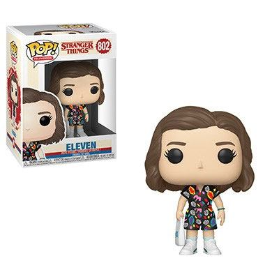 Stranger Things POP! TV Vinyl Figure Eleven (Mall Outfit) 10 cm