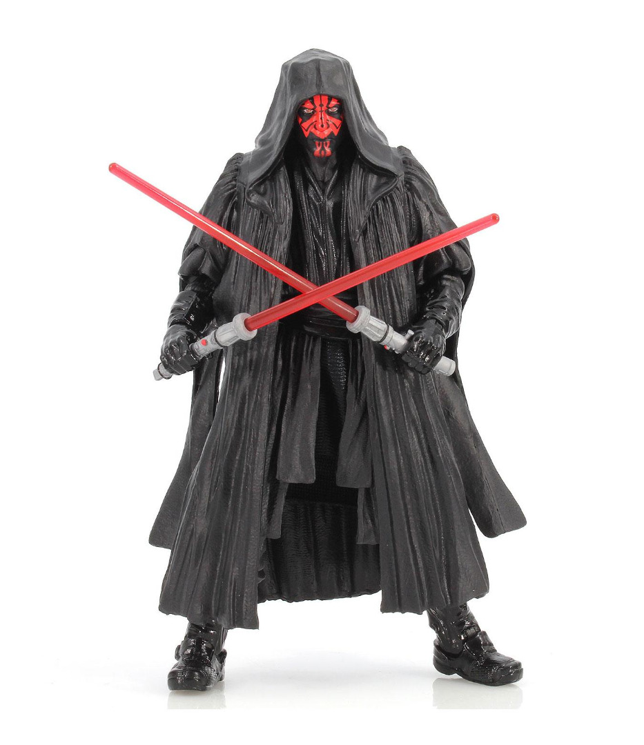 Star Wars EP I Black Series Action Figure Darth Maul (Jedi Duel) 20th Excls