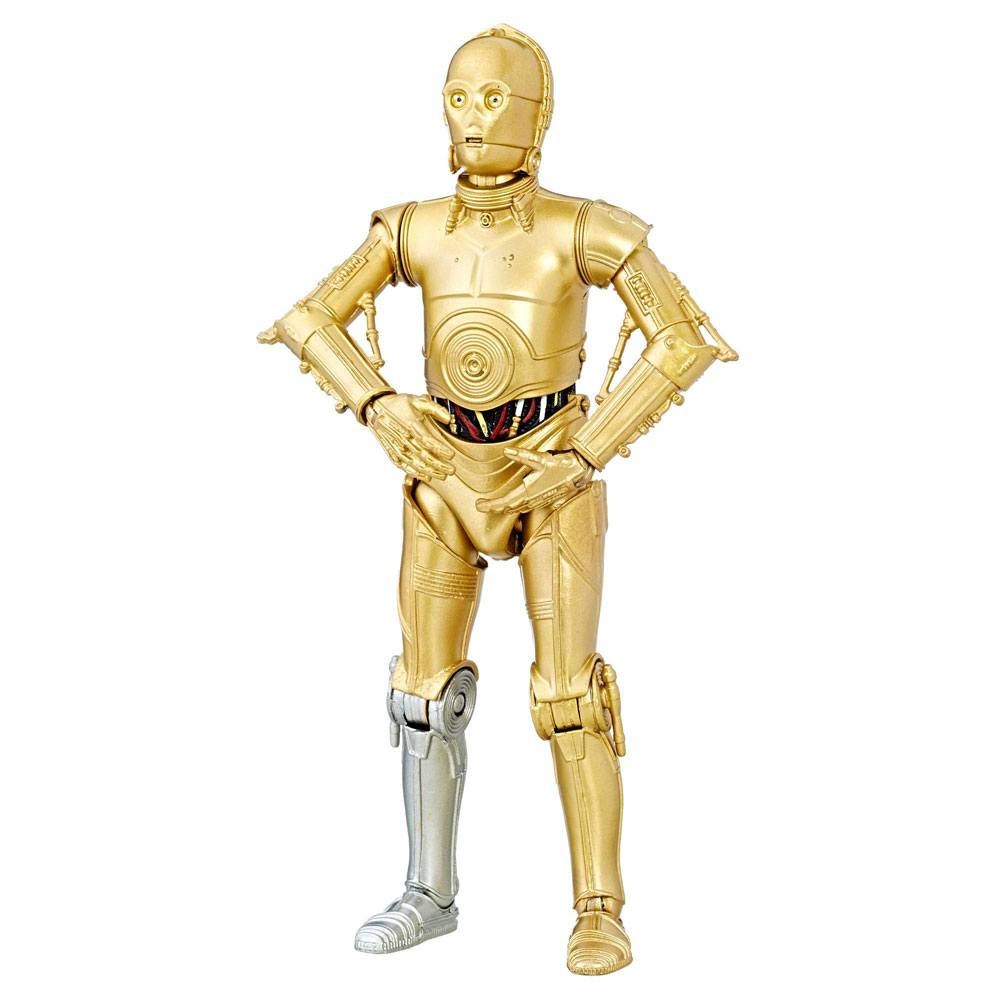 Star Wars Black Series Action Figures 15 cm 40th Anniversary C-3PO