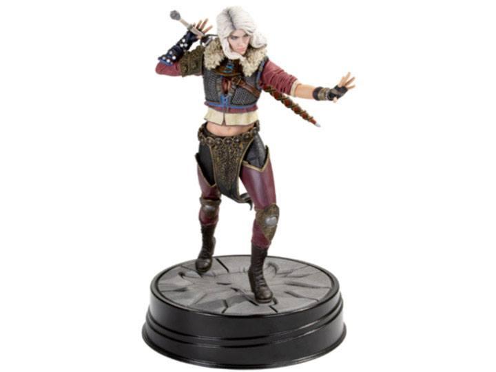Witcher 3 Wild Hunt PVC Statue Ciri (2nd Edition) 20 cm