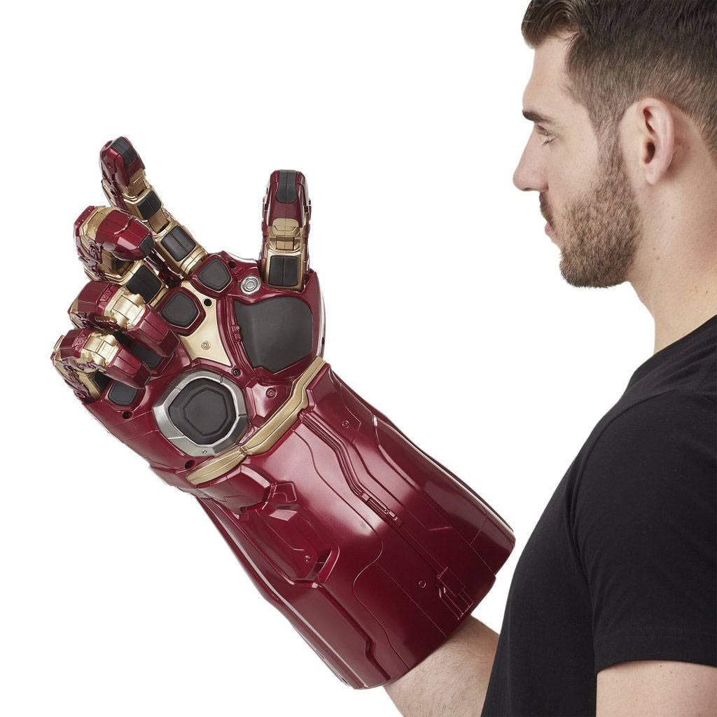 Marvel Legends Articulated Electronic Power Gauntlet Nano Gauntlet