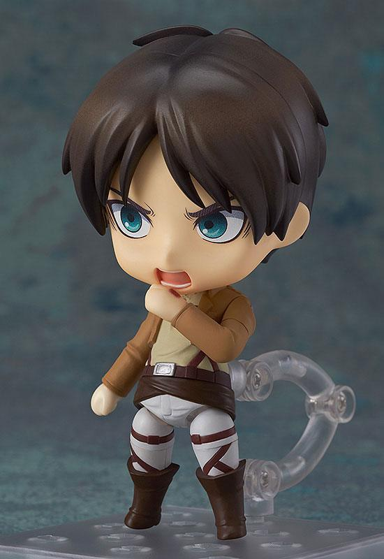 Attack on Titan Nendoroid Action Figure Eren Yeager 10 cm