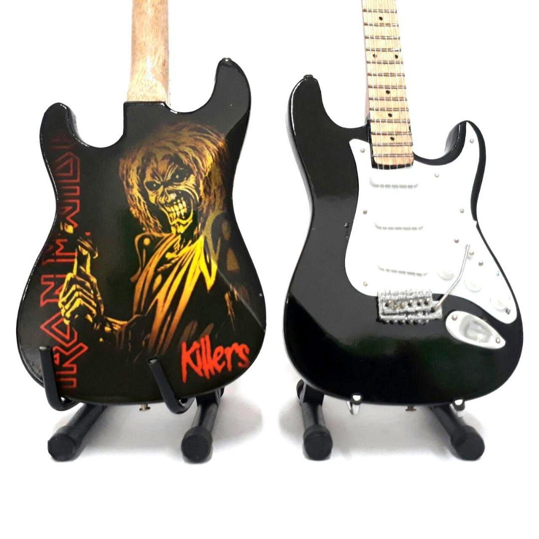 Mini Guitar Replica Iron Maiden - Killers 26 cm