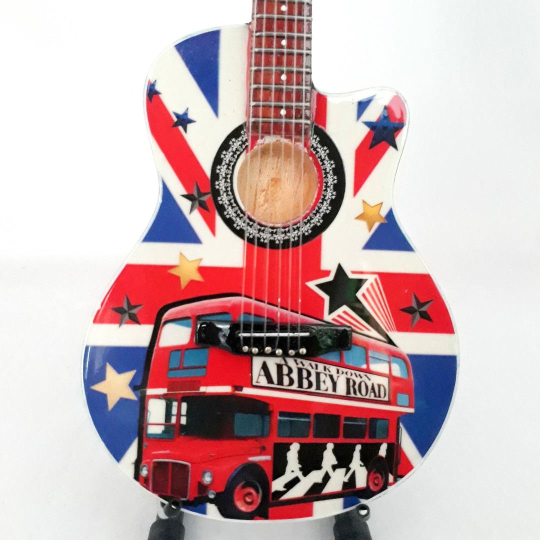 Mini Guitar Replica Rolling Stones - Keith Richards 26 cm