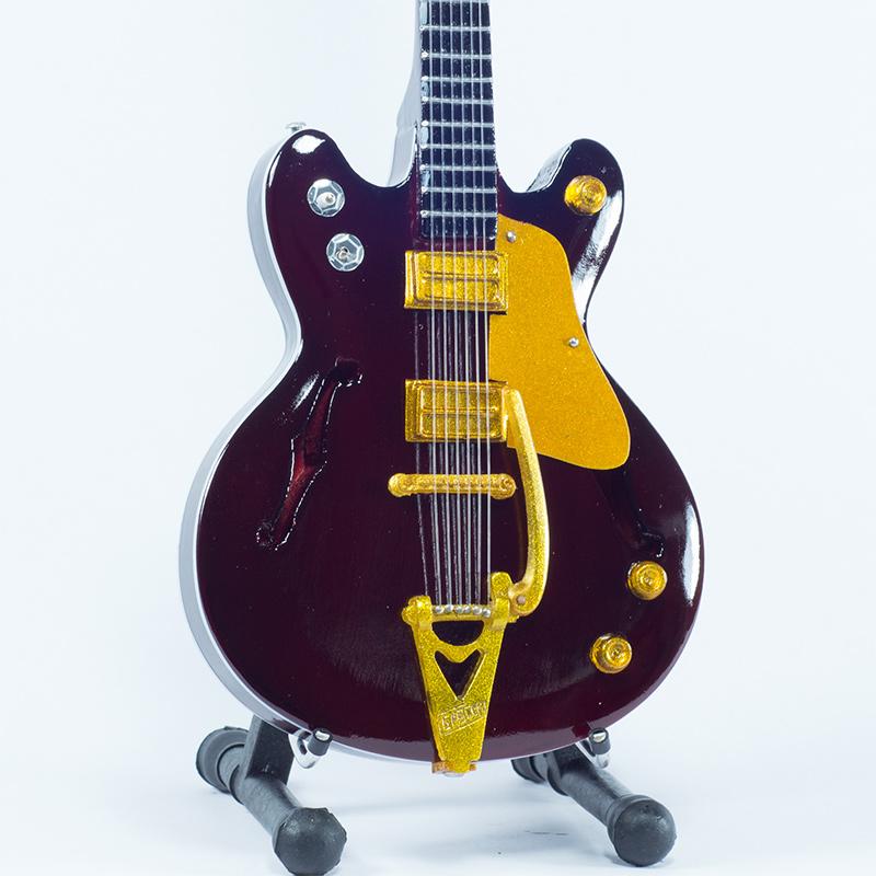 Mini Guitar Replica The Beatles - George Harrison 26 cm