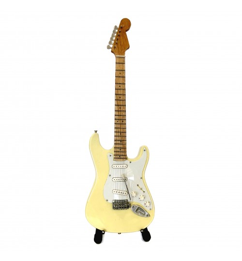 Mini Guitar Replica Jimi Hendrix - Woodstock 1968 26 cm