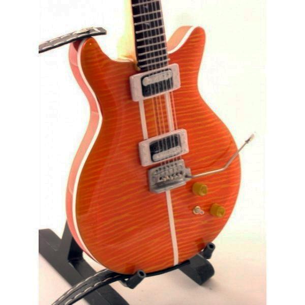 Mini Guitar Replica Carlos Santana 26 cm