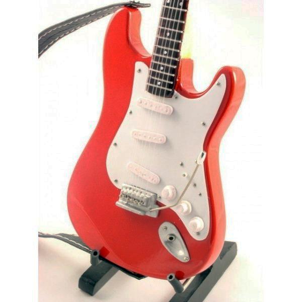 Mini Guitar Replica Dire Straits - Mark Knopfler 26 cm