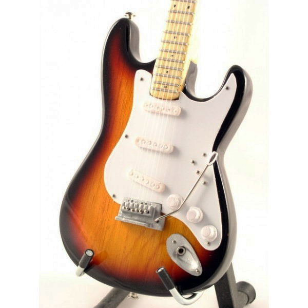 Mini Guitar Replica Jimi Hendrix - Sunburst 26 cm