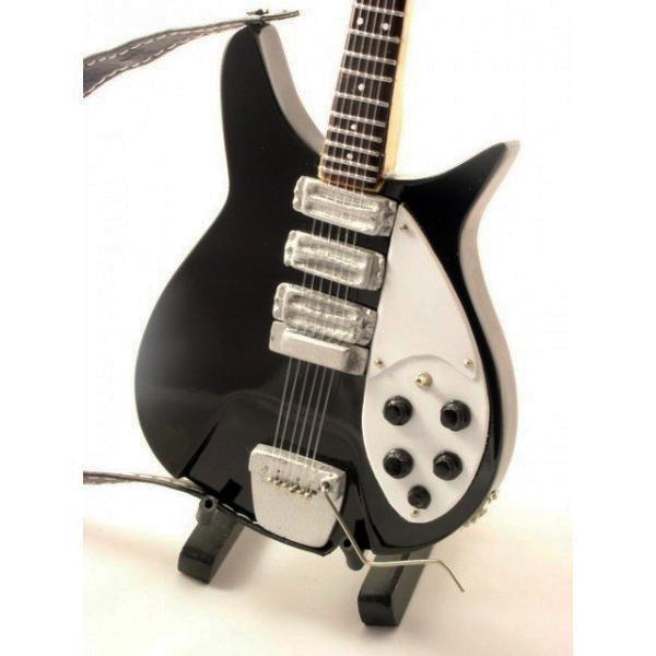 Mini Guitar Replica The Beatles - John Lennon 26 cm